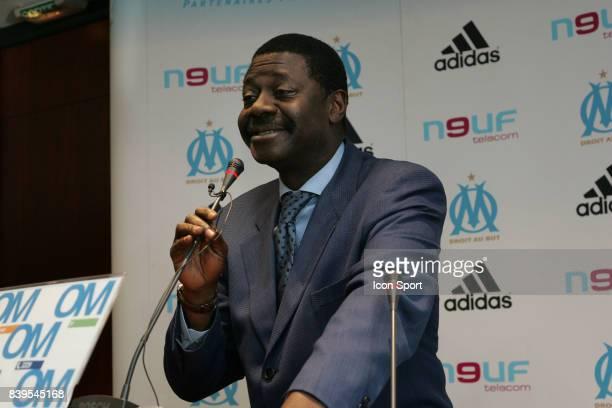 Pape DIOUF Conference de Presse en vue du match PSG / Marseille