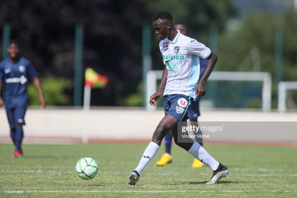 Image result for pape gueye getty images