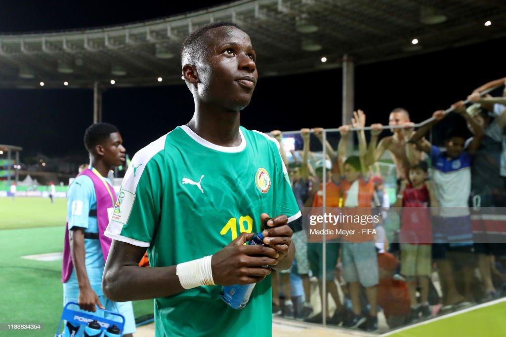 USA v Senegal - FIFA U-17 World Cup Brazil 2019 : News Photo