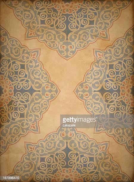 Paper Background Oriental Design
