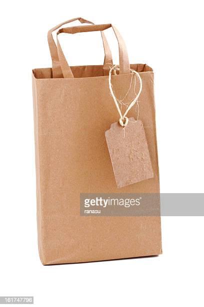 Papier Tasche Handtasche
