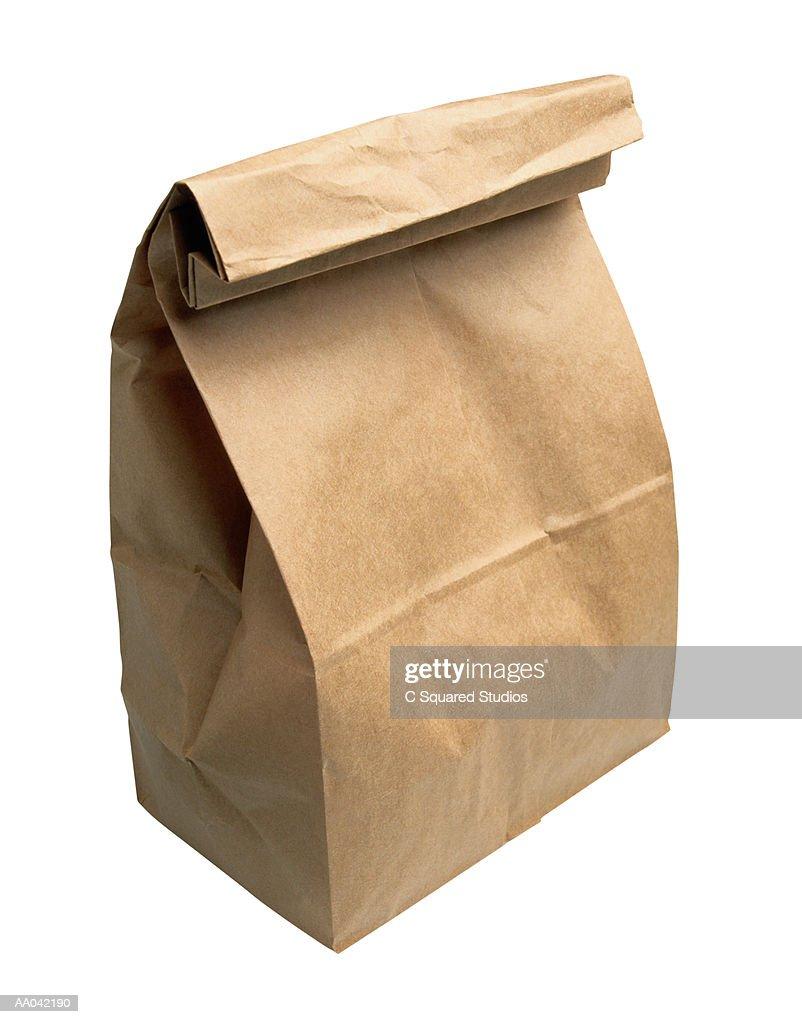 Paper Bag : Stock Photo