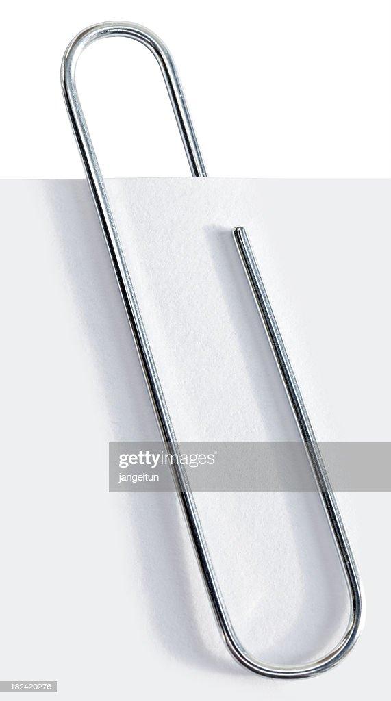 Paper clip : Stock Photo