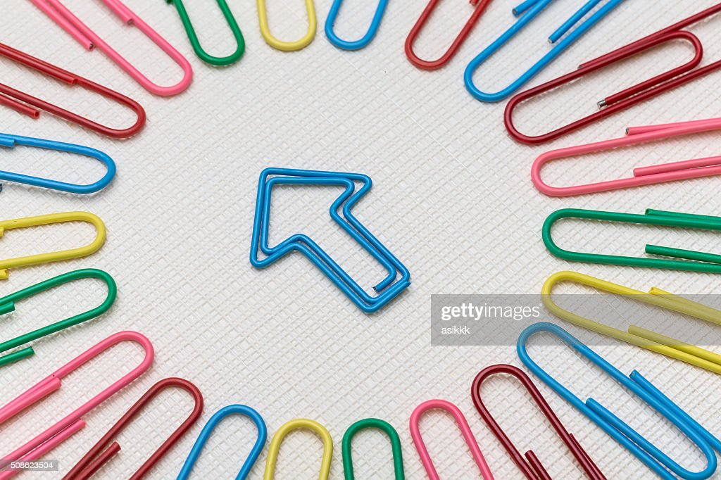 Paper clip : Stock Photo