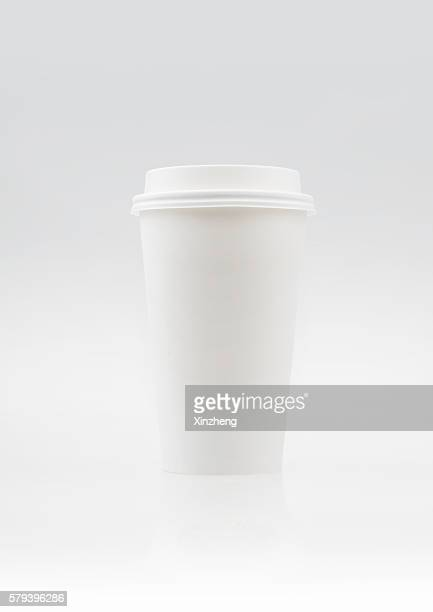 paper coffee cup - take away food stock pictures, royalty-free photos & images
