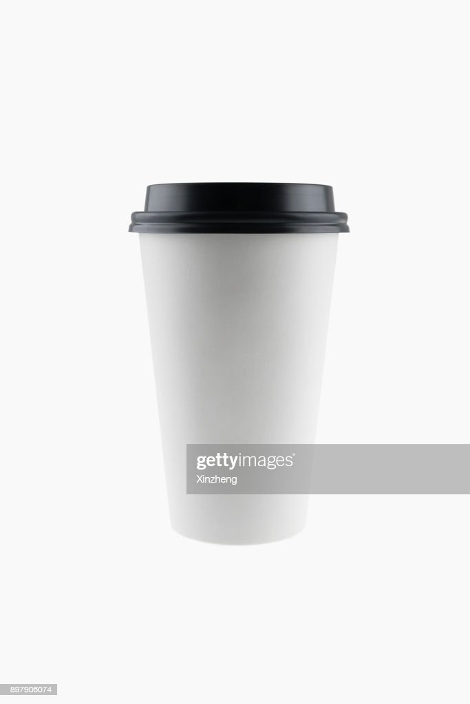 Paper coffee cup : Stock-Foto