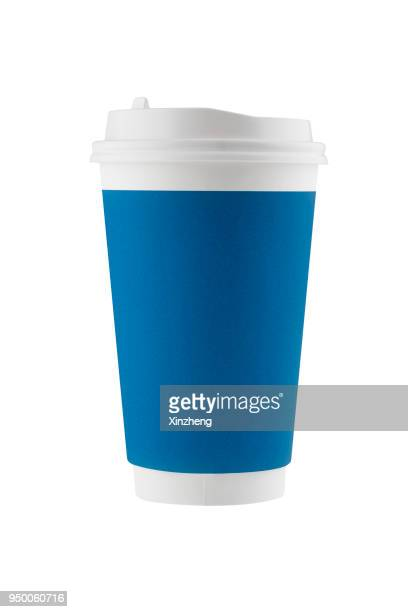 paper cup - lid stock photos and pictures