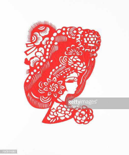 Chinese Paper Cutting Stock Photos And Pictures Getty Images