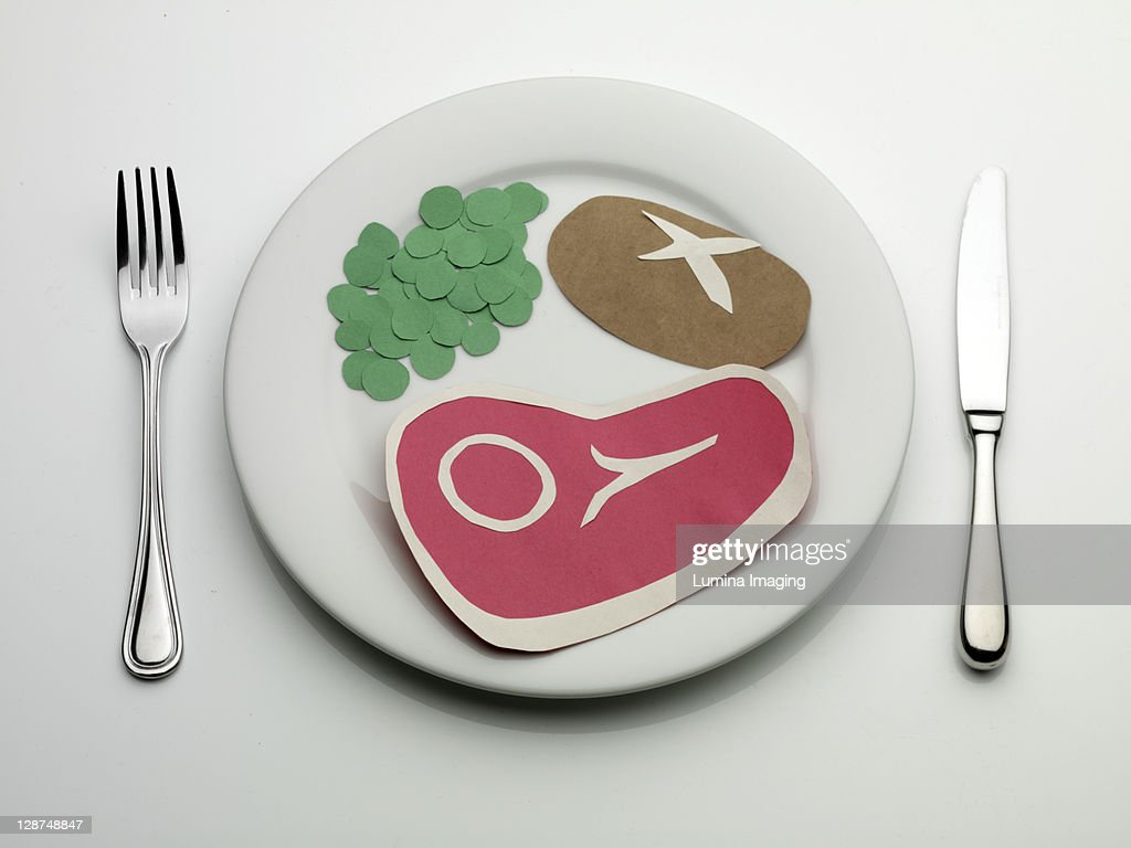 paper food : Stock Photo