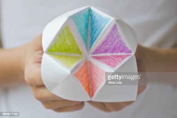 paper games - scelta foto e immagini stock