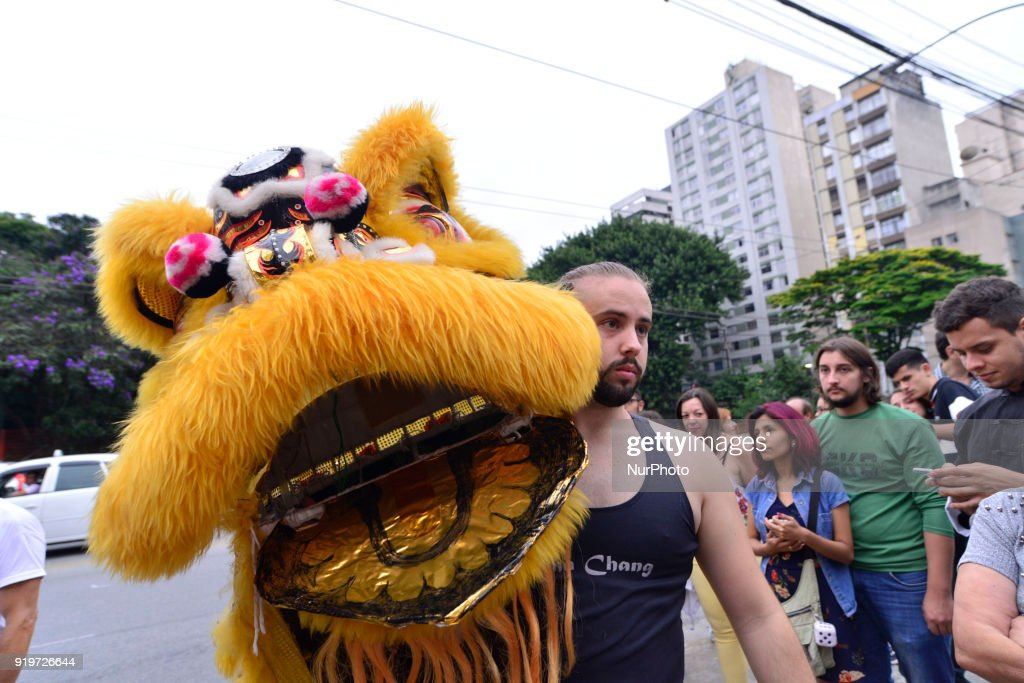 Chinese New Year in Brazil