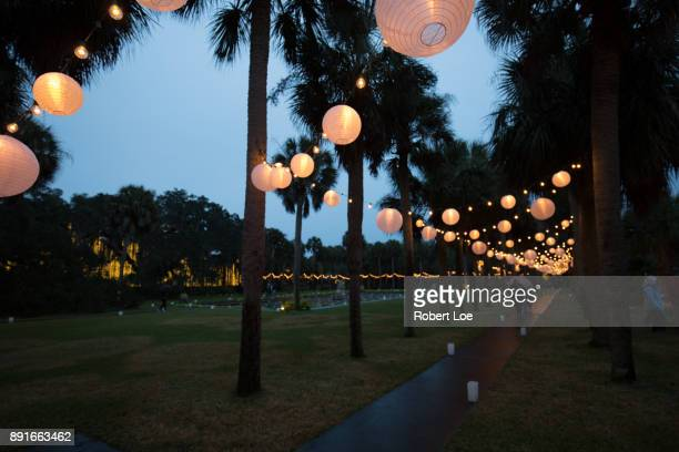 Paper Lanterns at The Night of a Thousand Candles