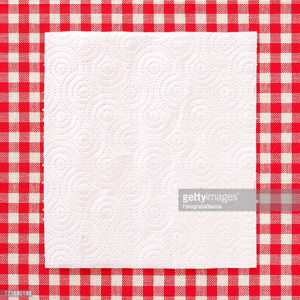 paper napkin - paper napkin stock photos and pictures