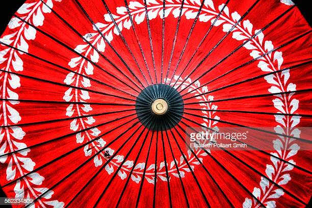 Paper parasol, Kyoto, Japan