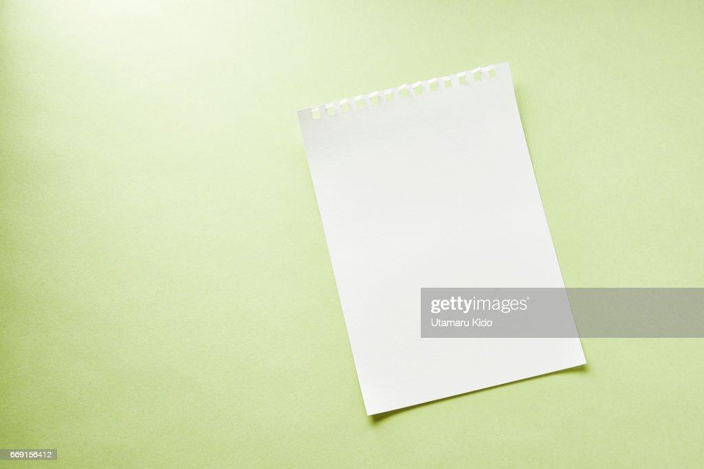 Paper. : Stock Photo