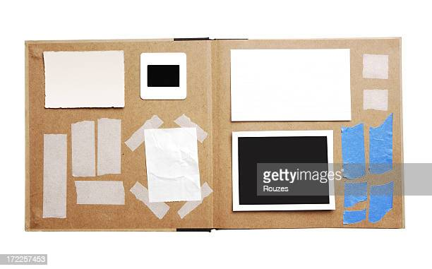 paper pieces - diary stock pictures, royalty-free photos & images