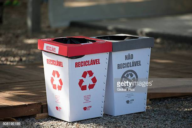 Paper Recycle Bins