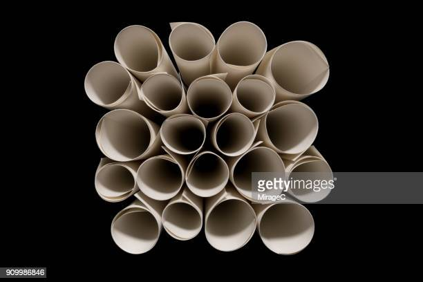 Paper Rolls Abstract