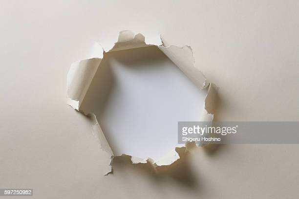 Paper Tear