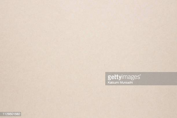 paper texture background - beige foto e immagini stock