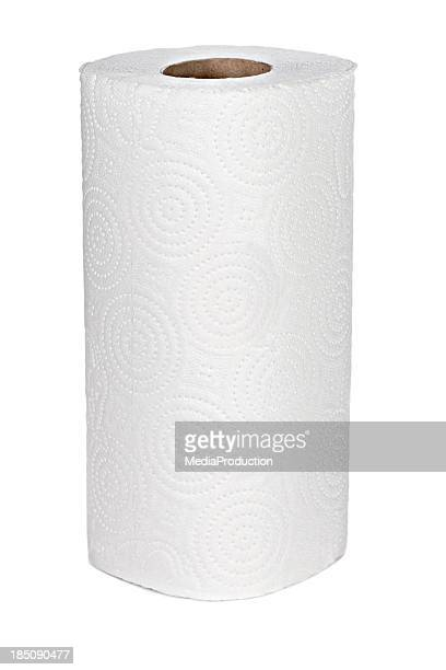 paper towel - rolled up stock pictures, royalty-free photos & images