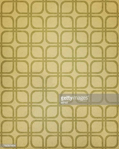 paper with modern geometric pattern