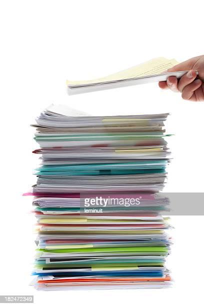 Papier Arbeiten