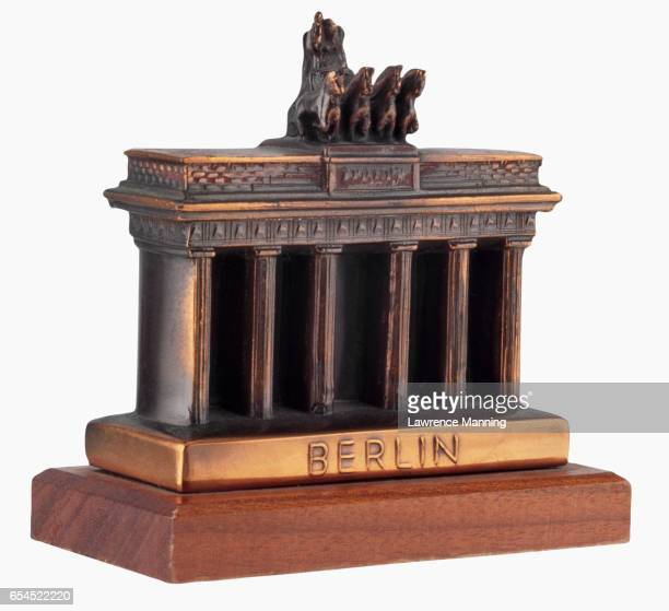 Paperweight of Brandenburg Gate