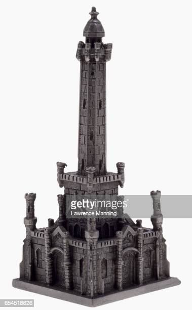 Paperweight of Chicago Avenue Water Tower and Pumping Station