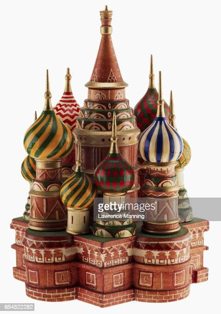 Paperweight of the Cathedral of Saint Basil the Blessed