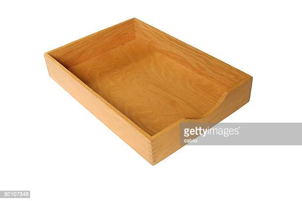 paperwork box - inbox filing tray stock pictures, royalty-free photos & images