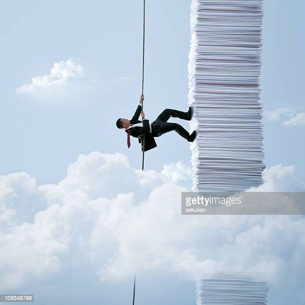 paperwork climbing - overflowing stock pictures, royalty-free photos & images