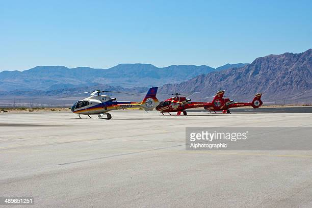 papillon grand canyon tour helicopter - boulder city stock photos and pictures