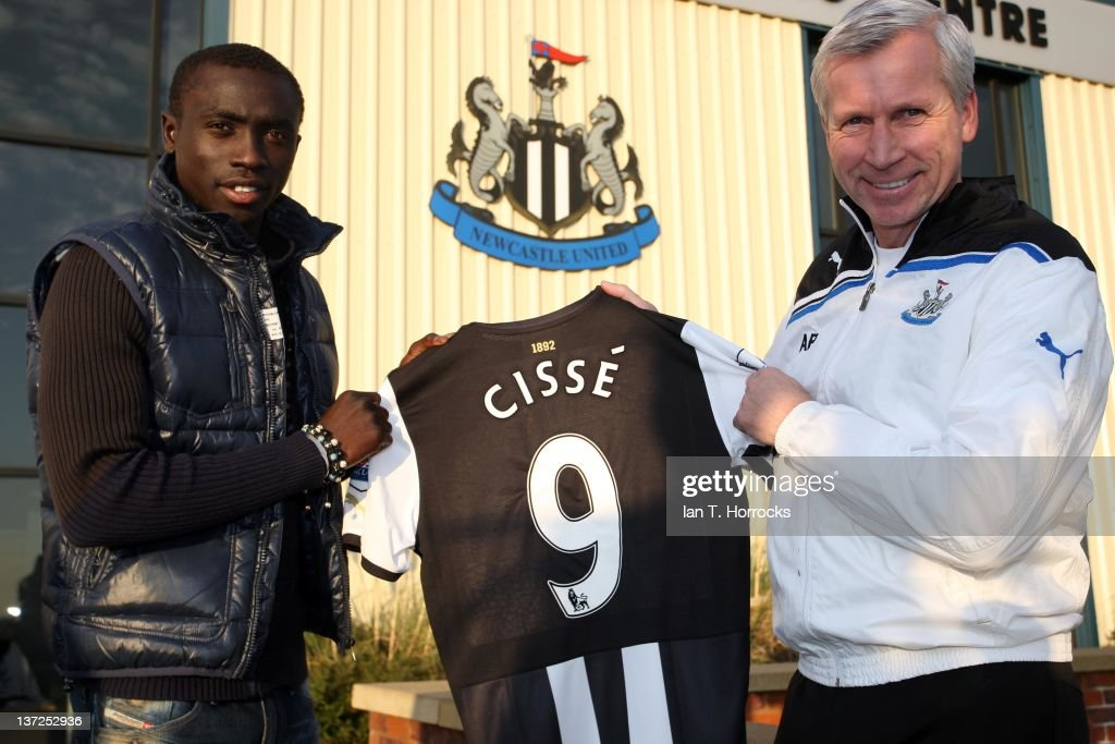 Newcastle United Signs Papiss Demba Cisse