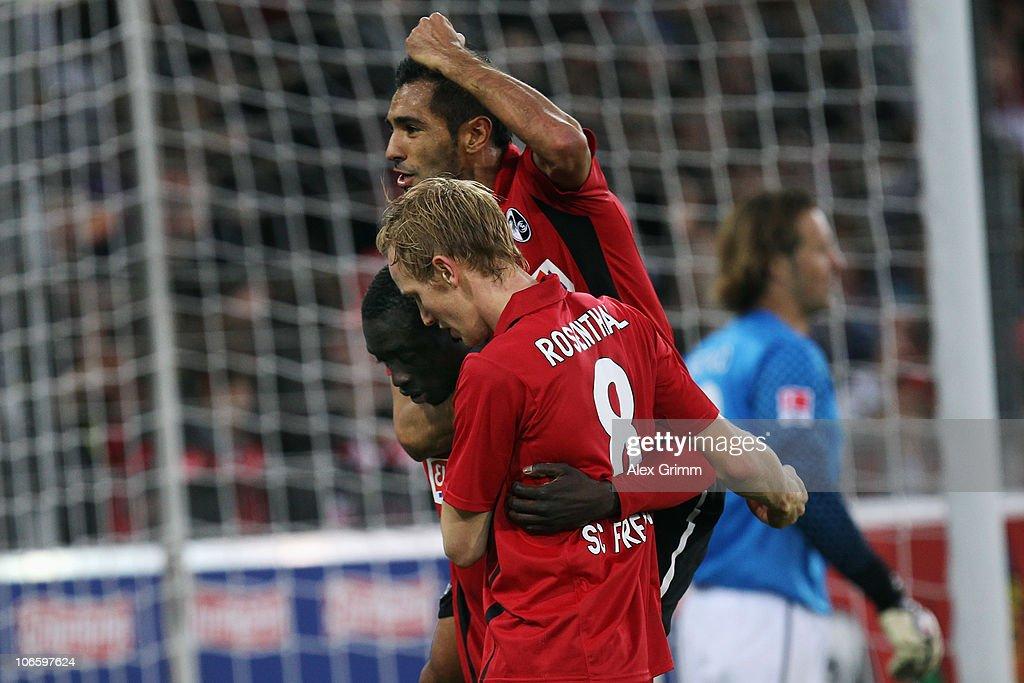 SC Freiburg v FSV Mainz 05 - Bundesliga