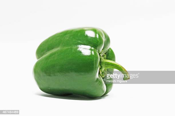 Paprika, green pepper