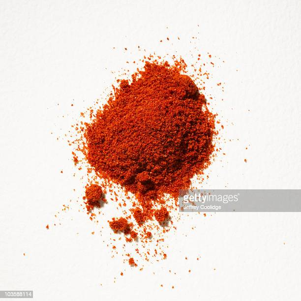 paprika, ground spice - paprika stock pictures, royalty-free photos & images