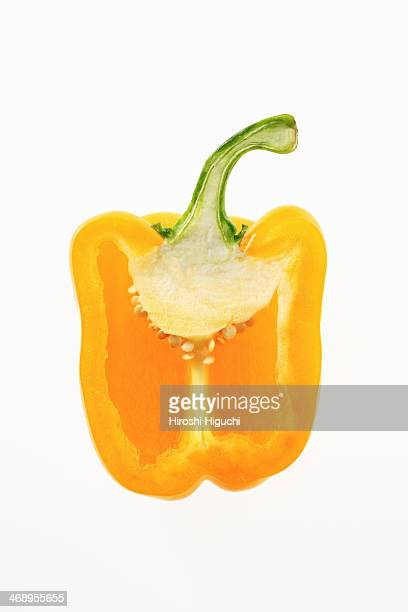 Paprika, Yellow pepper