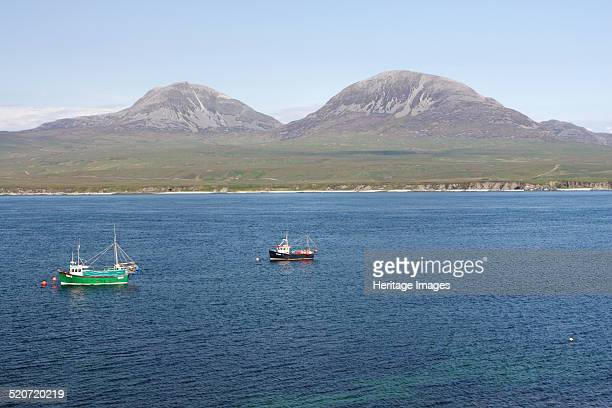 Paps of Jura Argyll and Bute Scotland