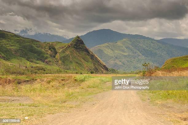 Papua New Guinea hills