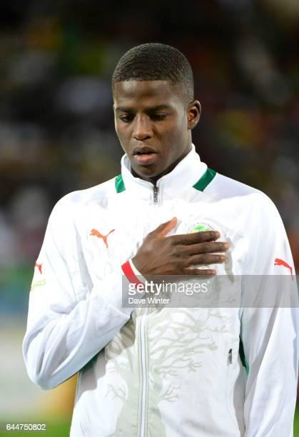 Papy DJILOBODJI Senegal / Cote d'Ivoire Barrages Qualifications Coupe du Monde 2014 Photo Dave Winter / Icon Sport