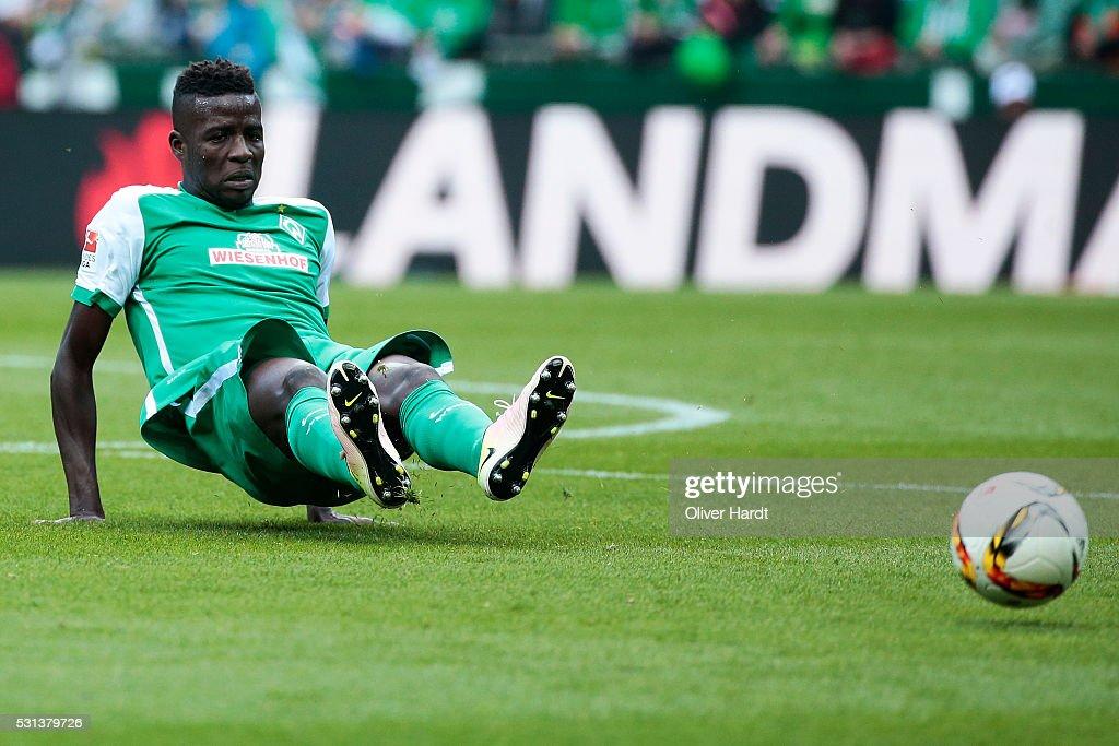 Werder Bremen v Eintracht Frankfurt - Bundesliga : News Photo