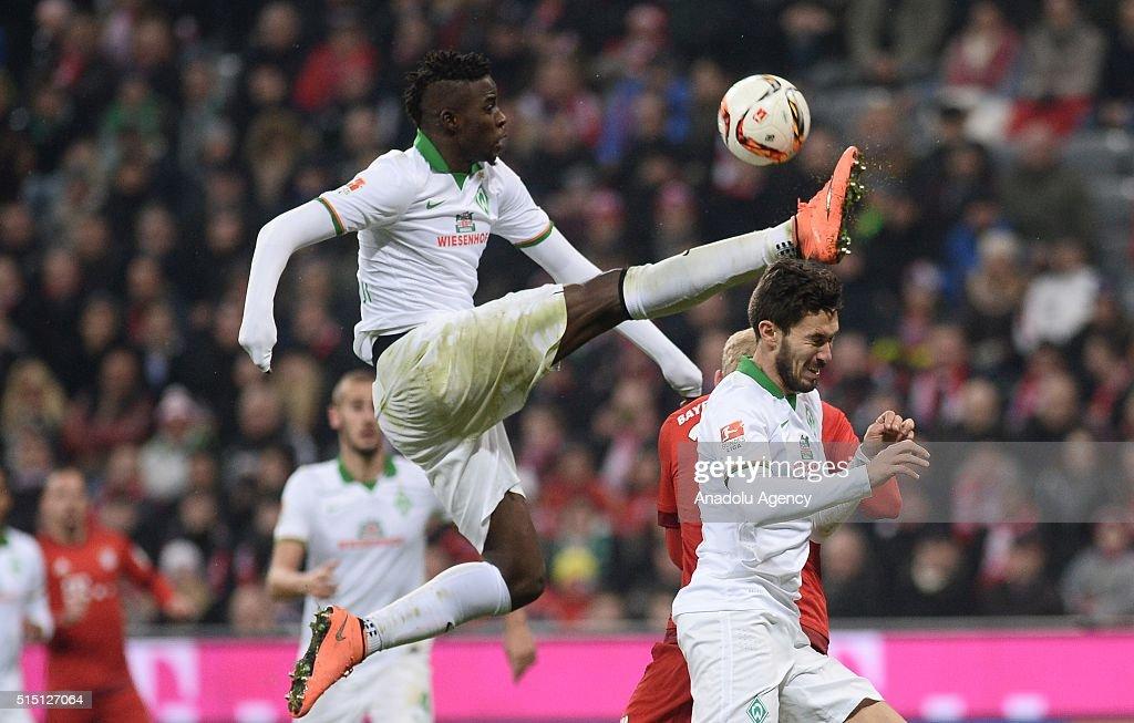 FC Bayern Munich v Werder Bremen - Bundesliga : News Photo