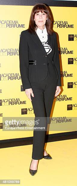 Paquita Torres attends the 2014 Perfume Academy awards on March 27 2014 in Madrid Spain