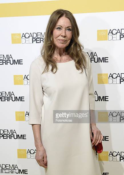 Paquita Torres attends the 'Academia del Perfume' 2015 Awards at Casa de America on March 17 2015 in Madrid Spain