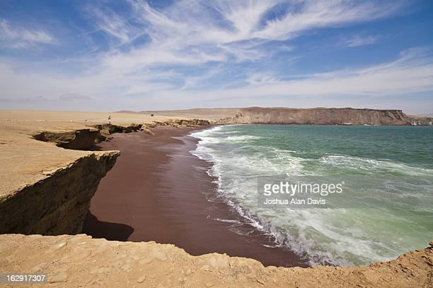 paracas reserve - joshua alan davis stock pictures, royalty-free photos & images