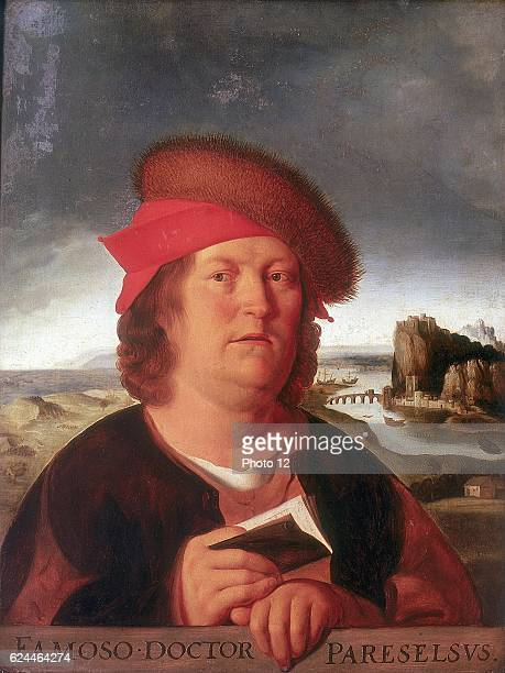 Paracelsus 14931541 Swissborn German physician and alchemist First to describe Silicosis Connected Goitre with minerals in drinking water Recognised...