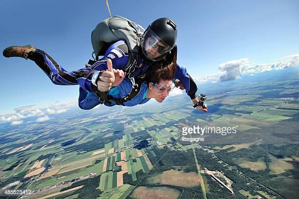Salto di paracadute