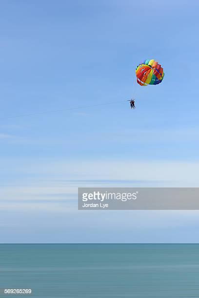 Parachute water sport