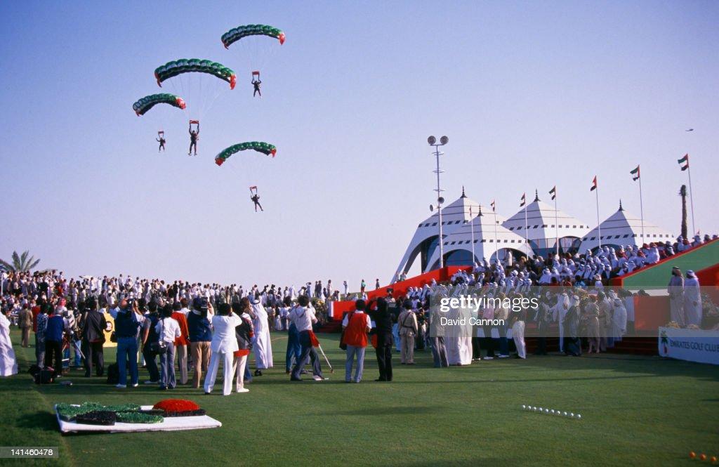 Emirates Golf Club : Nachrichtenfoto